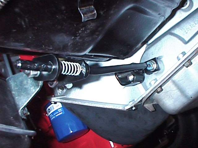Transmission Swap Powerglide To 700r4